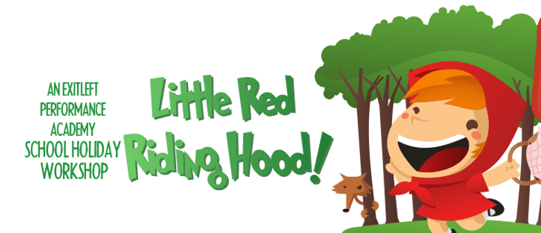 Little Red Riding Hood – Fairytale Theatre Holiday Workshop