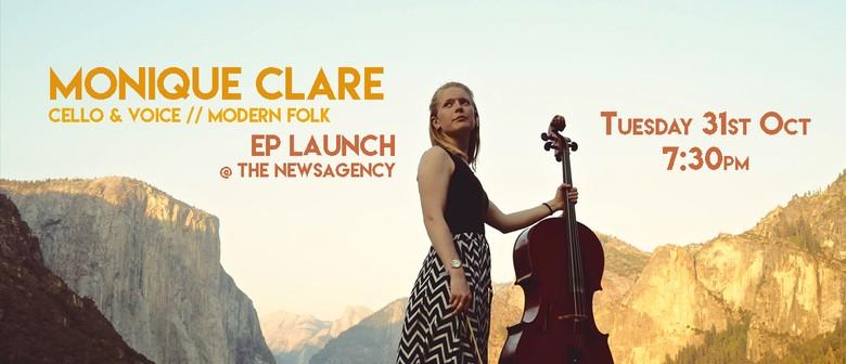 Monique Clare EP Launch – Cello and Voice
