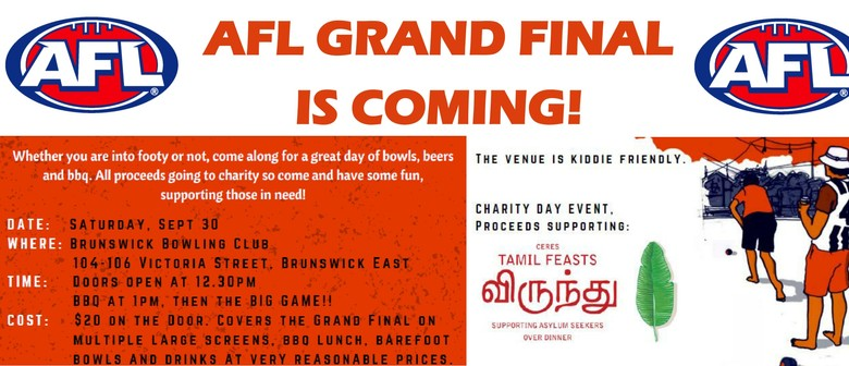 AFL Grand Final Charity Day