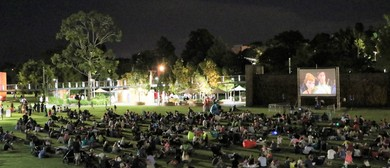 Movies In the Park – Halloween Special