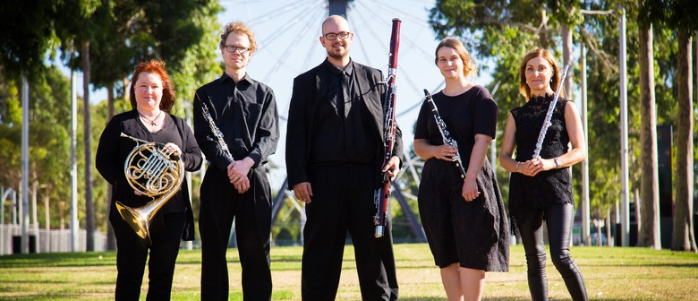 WindSong Quintet – Cocktail Chamber Series