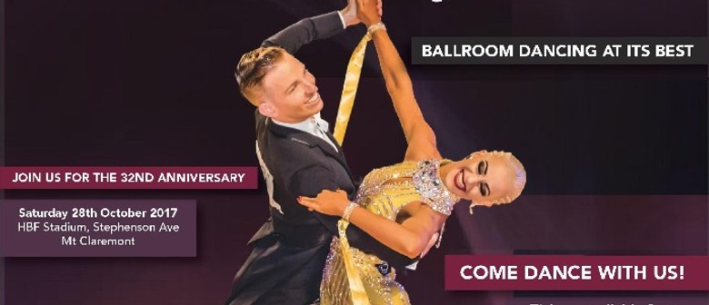 LiveLighter WA Open Dancesport Spectacular 2017