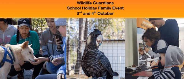 Wildlife Guardians School Holiday Event