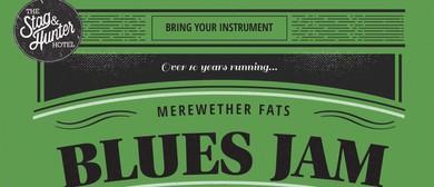 Merewhether Fats Blues Jam