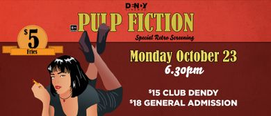 Pulp Fiction Screenings