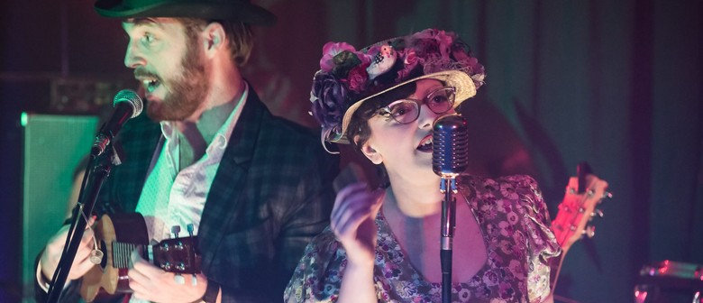 Welcome to The Music Hall – Vaudevillejazz, Drag & Burlesque