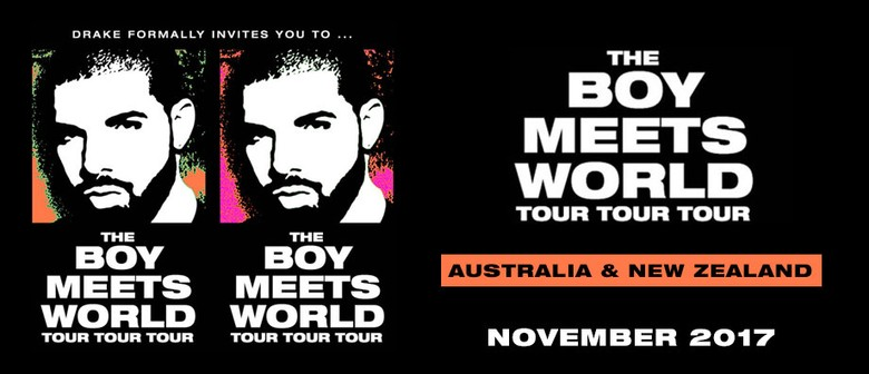 Drake – The Boy Meets World Tour