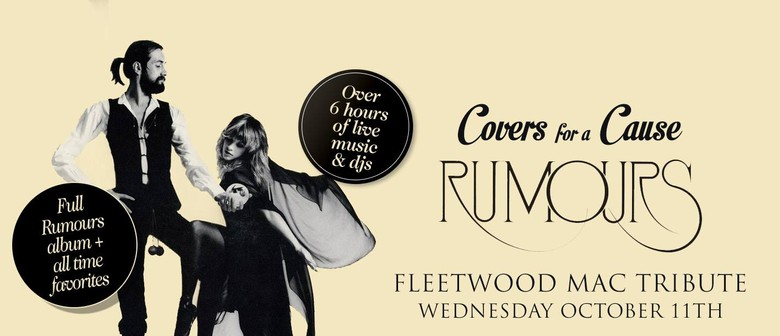 Covers for A Cause – Rumours Feat. the Fleetwood Mac Tribute