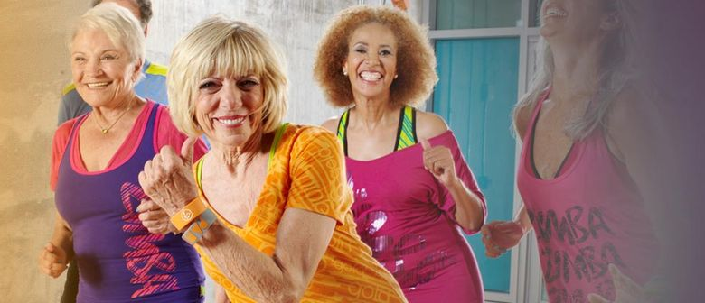 Zumba Gold Fitness Class for Older Active Adults