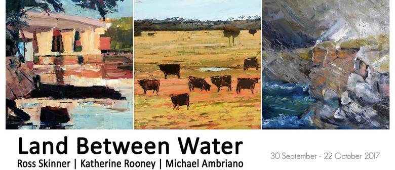 Land Between Water – Exhibition Opening