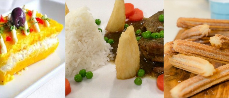 Special Peruvian Traditional Dinner