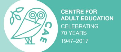Centre for Adult Education 70th Anniversary