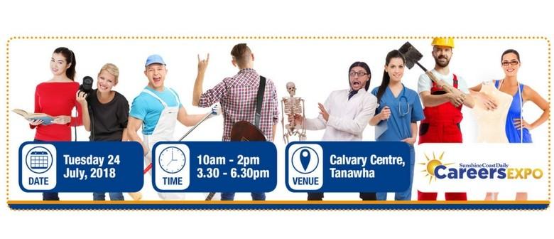 Sunshine Coast Daily Careers Expo