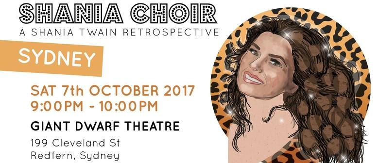Shania Choir: A Shania Twain Retrospective