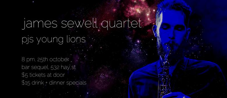 James Sewell Quartet – Perth Jazz Society