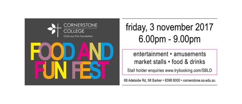 Cornerstone College Food & Fun Fest