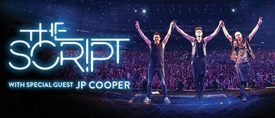 The Script Australian Tour