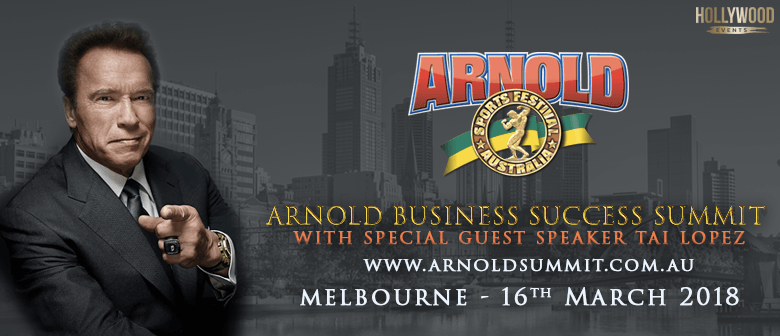Arnold Business Success Summit