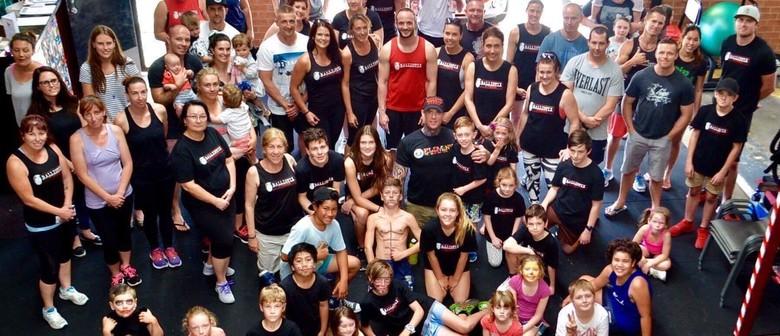 Ballistix Fitness Open Day