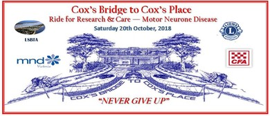 Ride for Research & Care - MND