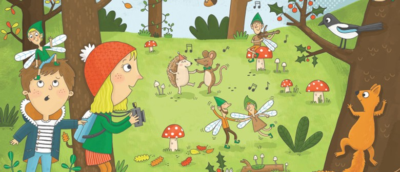 Kids Yoga and The Enchanted Forest