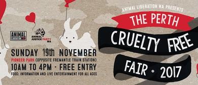 The Perth Cruelty Free Fair 2017