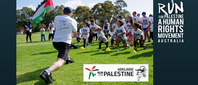 2017 Run For Palestine