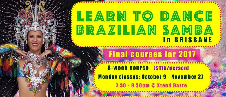 Get Fit With Brazilian Samba