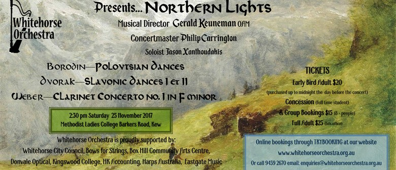 Northern Lights – Whitehorse Orchestra