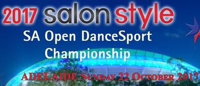 2017 Salon Style  SA Open Dancesport Championship