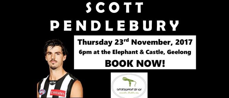Scott Pendlebury Meet & Greet