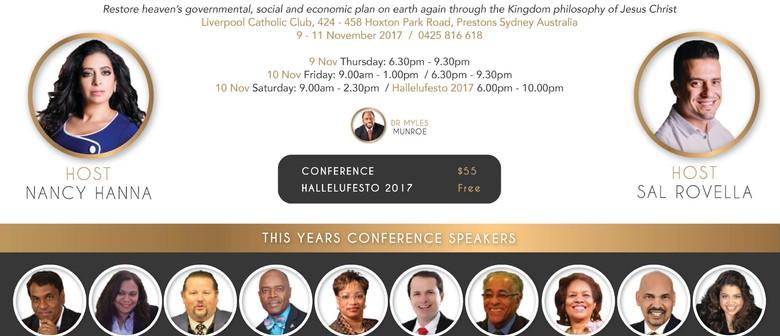 Maximum Kingdom Conference