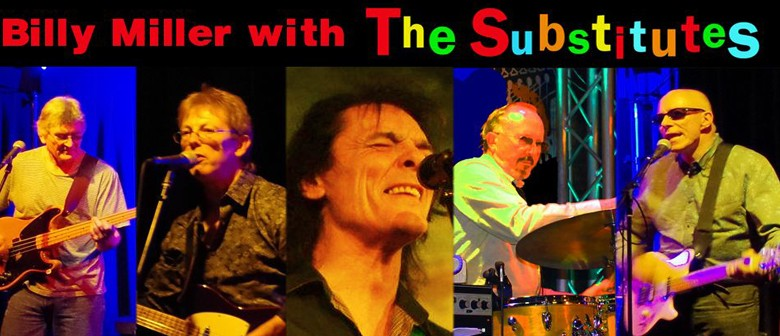 The Substitutes and Billy Miller – Double Trouble