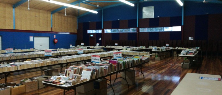 Hampton Park Library Book Sale