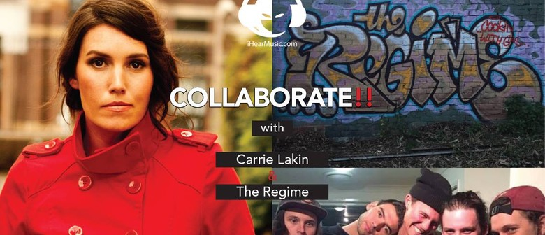 Collaborate – The First Thursday Every Month