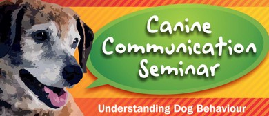 Canine Communication Seminar: Learn to understand Dog Talk