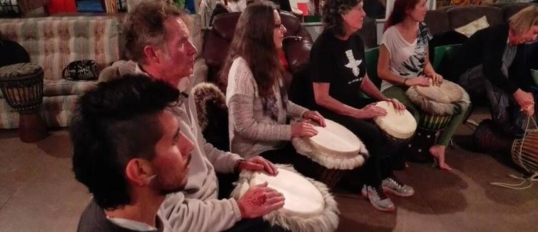 Spring Term Drumming