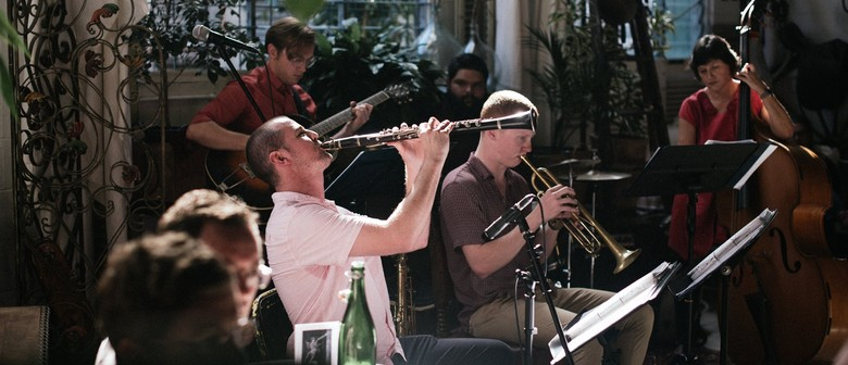 Sunday Hot Club With Andrew Garton & His Pantheon of Swing