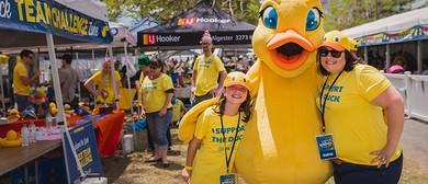 Summertime Riverfest Feat. Australia's Biggest Duck Race