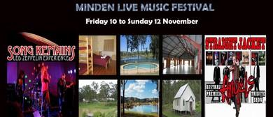 Minden Live Music Festival