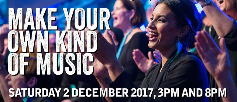 Melbourne Singers of Gospel: Make Your Own Kind of Music