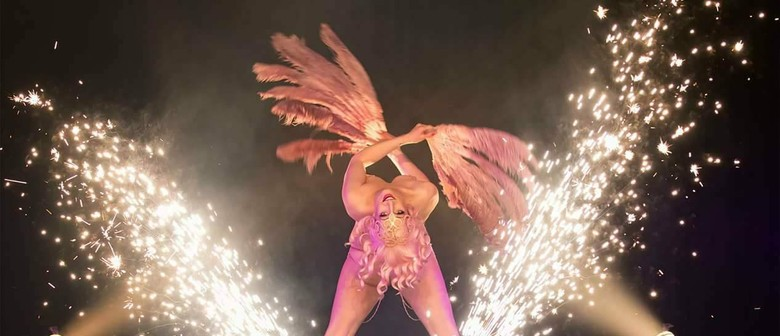 New Year's Eve – Vaudeville Burlesque Variety show