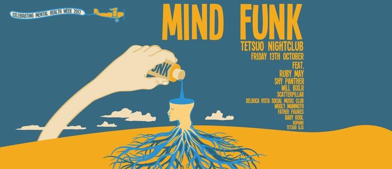 Mindfunk – Celebrating Mental Health Week