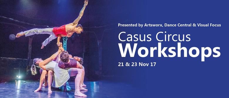 Casus Circus Workshop