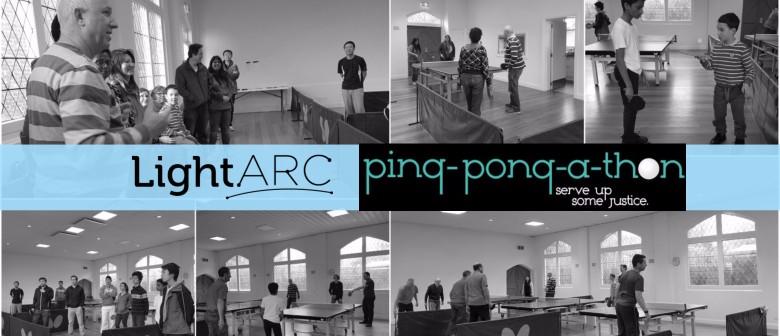 LightARC Ping-Pong-A-Thon 2017