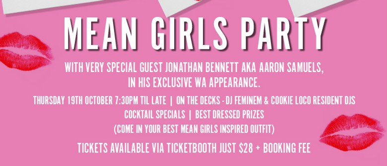 Mean Girls Party: CANCELLED