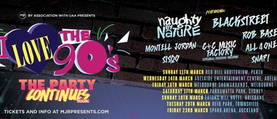 I Love The 90's: The Party Continues Tour