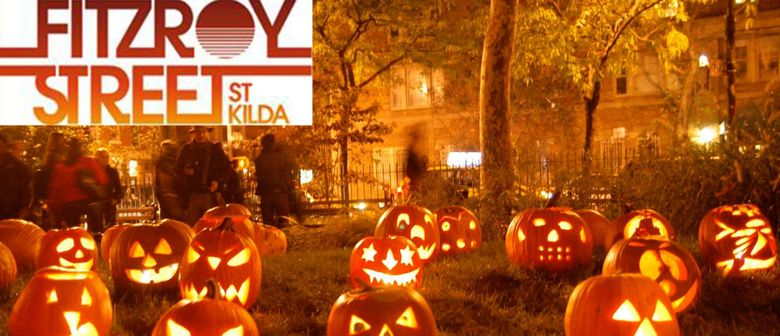 Fitzroy Street Halloween Festival 2017