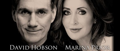 David Hobson and Marina Prior – The Two of Us – Encore Show
