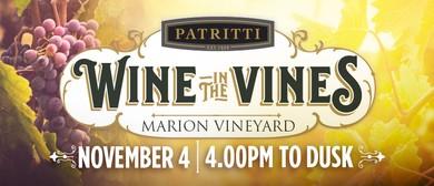 Patritti Wine In the Vines
